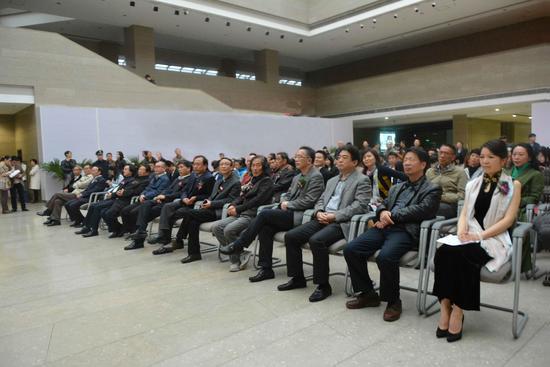 文蔚书画艺术展将在浙江美术馆举行