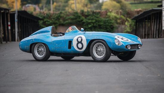 1955 法拉利 500 Mondial
