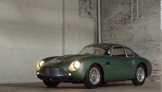 1962 阿斯顿马丁 DB4GT Zagato