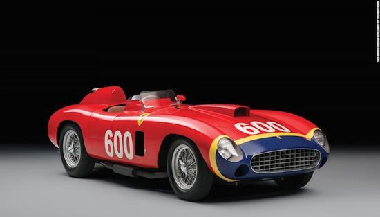 法拉利 290 MM Scaglietti Spyder