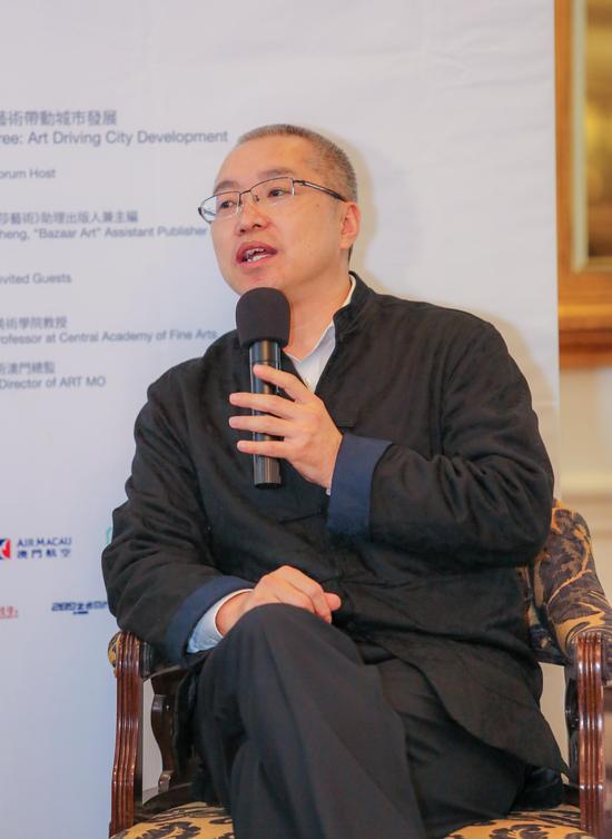 中央财经大学文化经济研究院院长魏鹏举