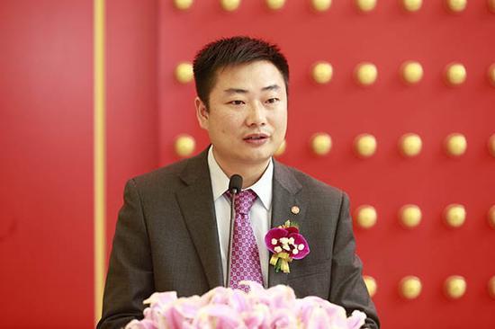 黄河文化董事长李康先生致辞
