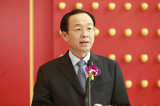 滨州市副市长王文禄先生致辞