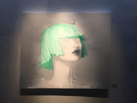 """""""生命体验的美学实践""""当代艺术展 刘虹作品"""