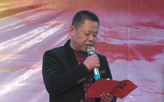 安徽亳州金九福酒业有限公司总经理 戴永爱