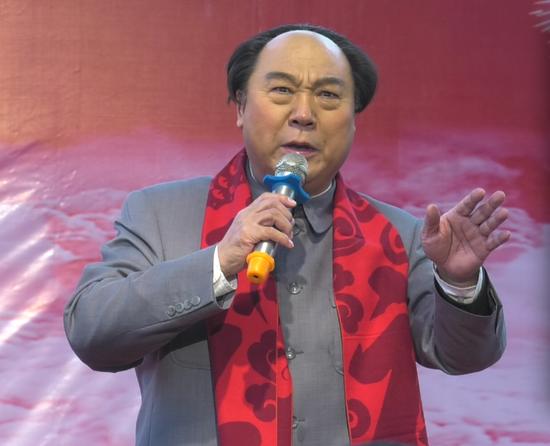 毛泽东的扮演者 李志江