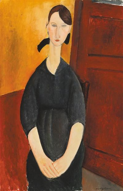 意大利画家莫迪里阿尼的油画《宝丽特·茹丹肖像》,在二○一五年纽约苏富比秋拍上,被亚洲收藏家约以二亿七千一百万元人民币购得;五天后,莫迪里阿尼的另一幅油画《侧卧的裸女》,在纽约佳士得约以十亿八千四百万元人民币被中国收藏家购得,创造了莫迪里阿尼作品拍卖新纪录,引发海内外广泛关注。近年来,中国收藏家的视野不断扩大,国际流通性强的西方顶级艺术品尤其为他们所钟爱。中国买家重金购买西方艺术品的举动,也不时让西方艺术品市场震惊。