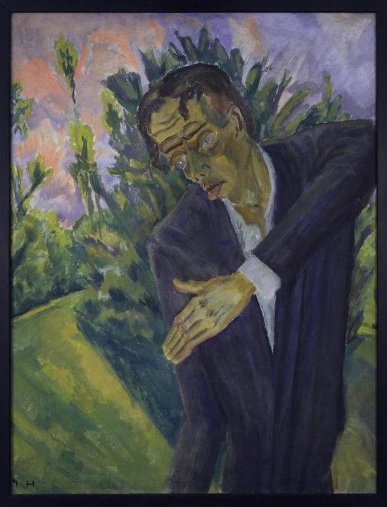 埃里希·黑克尔,《罗奎勒》 图片:via Wikimedia Commons。