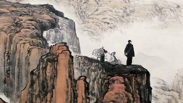 饥饿年代的中国画家:国不畏民死