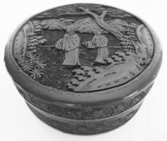 清代雕漆制品收藏价值高
