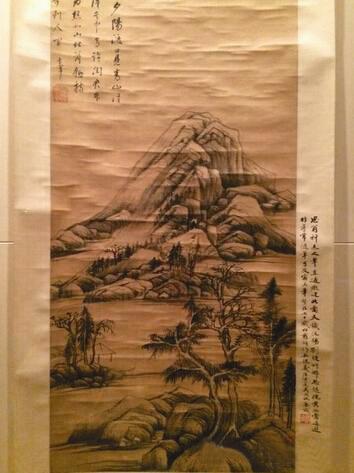 吴湖帆特展第二期且看董其昌