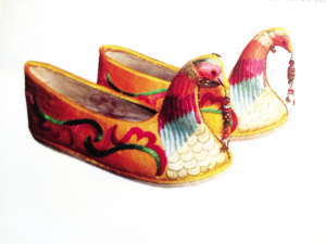 凤头瓜条鞋