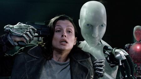 ▲《我,机器人 I, Robot》剧照 3