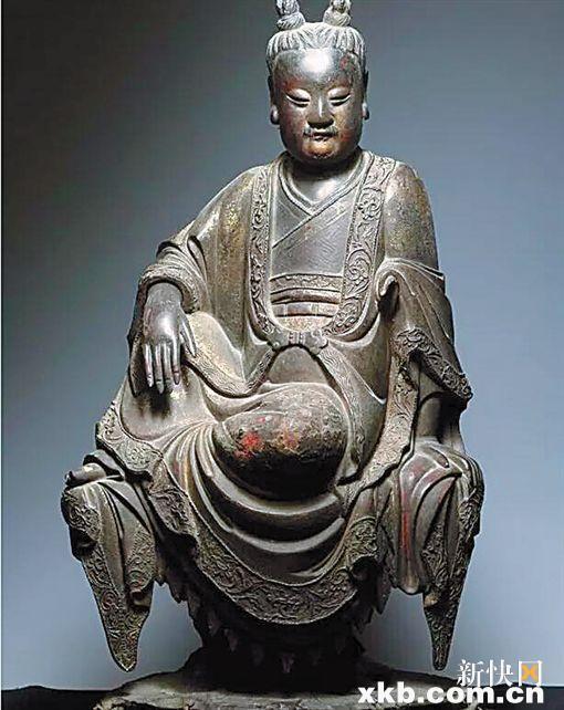 ■明代紫阳真人(闽工)佛像堂艺术空间藏品