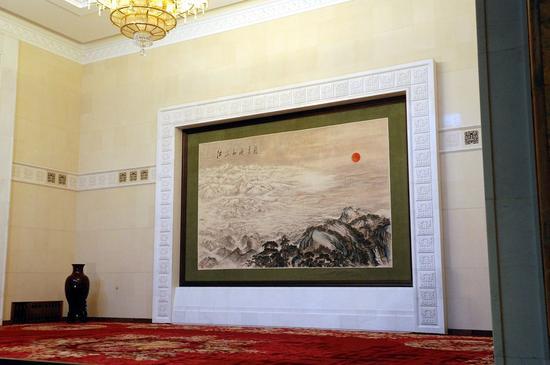 近代以来中国十大名画之我见