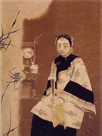 这张照片拍摄于1868年的北京