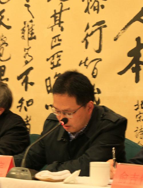 李东宇先生发言
