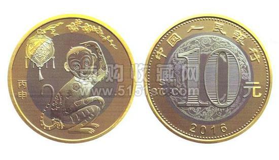 猴年纪念币收藏须知