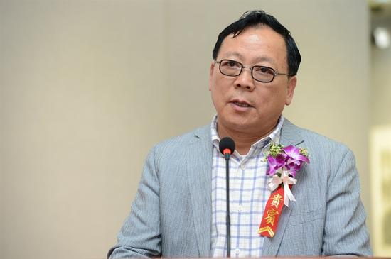 安徽省美术家协会主席杨国新开幕式致辞