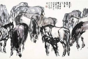 韦江凡作品展将在北京画院美术馆开幕