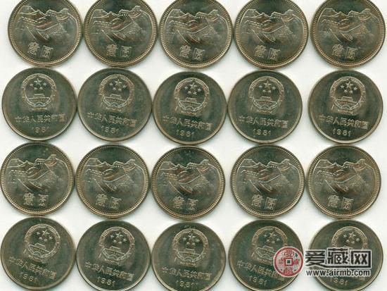 长城纪念币收藏这几点不容忽视