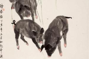 张晖中国画作品巡回展北京站将开幕