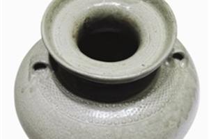 浙江越窑在东汉烧制的瓷器是由原始瓷演变而来