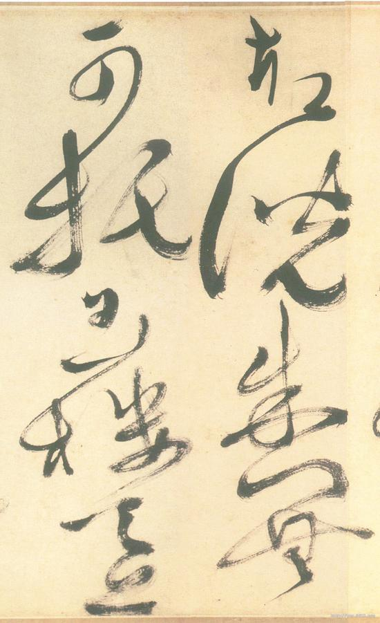 徐渭《白燕诗帖》