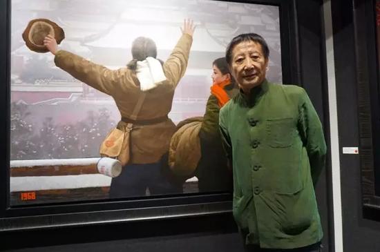 方毓仁算是香港第一代画廊主人,如今一画廊仍能屹立在中环,他说和艺术家建立很好的合作关系是关键。