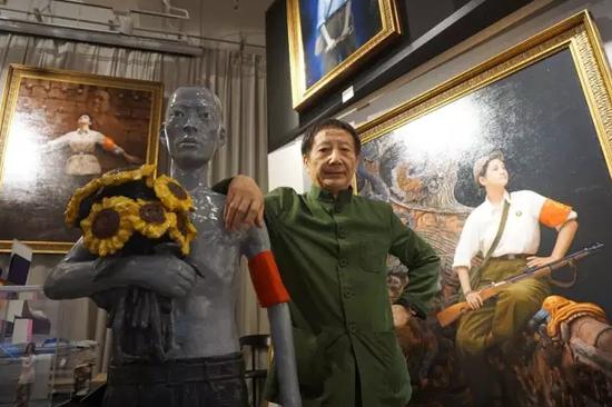 一画廊创办人方毓仁,在香港经营艺术品买卖生意逾三十年,见证艺术界大时代。
