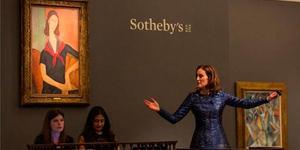 2016春拍:毕加索《女子坐像》4.18亿元成交