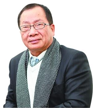 林明哲 台湾地区收藏家,财团法人山艺术文教基金会董事长。 高剑平 图