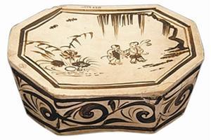 烧造500年的鹤壁窑属于磁州窑系
