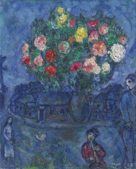 马克·夏加尔(Marc Chagall)