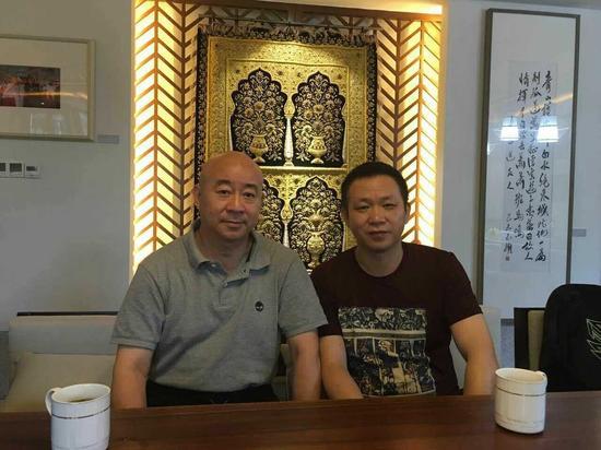 1凯旋体育文化董事长 吴爱华出席开馆活动