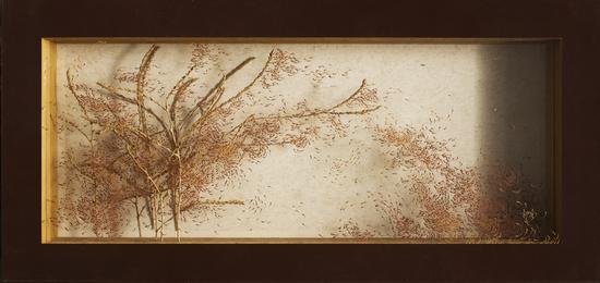 刘勇装置作品:心界·生命的片刻-之一