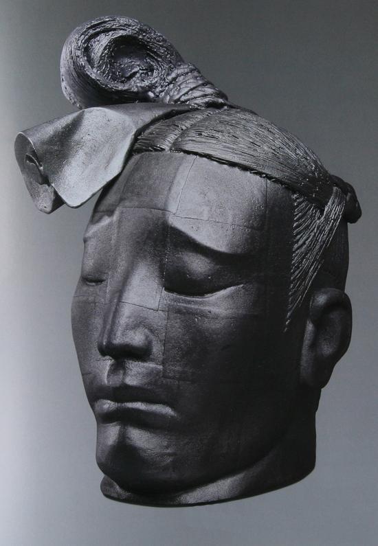 蔡志松雕塑作品