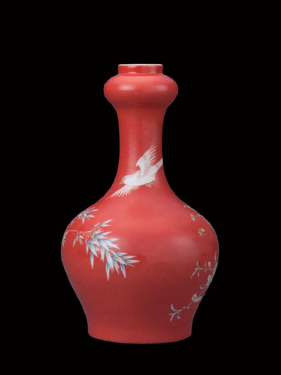 花鸟纹瓶2
