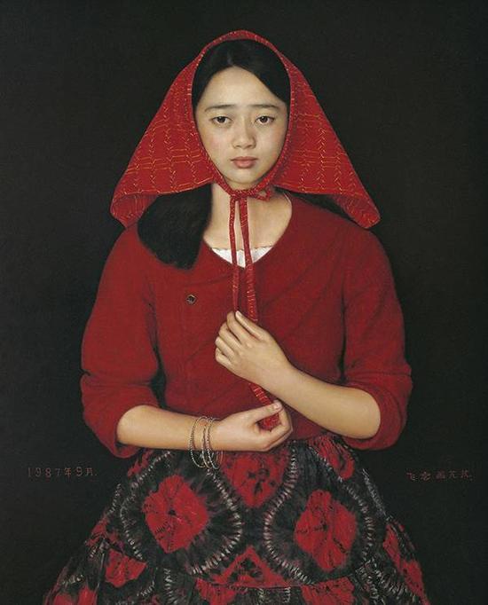 杨飞云经典作品 北方姑娘-1987年