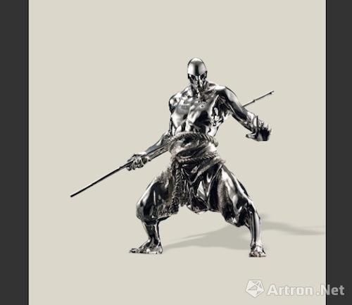 任哲 《齐眉》 成交价: 32.2万 2015年 中国嘉德2016春拍
