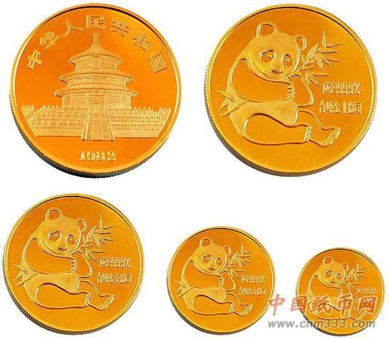 熊猫金币(图片来源网络)