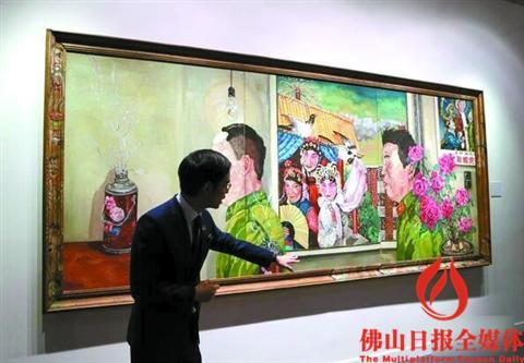 中国现当代艺术品,成为70后、80后藏家的新宠儿