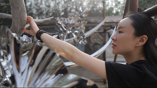 杨莫桐与《原•木》