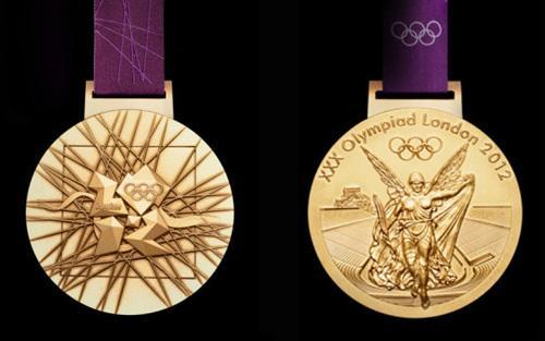 伦敦奥运会金牌