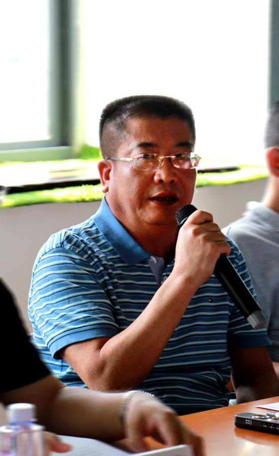 福州市委宣传部常务副部长杨凡发言