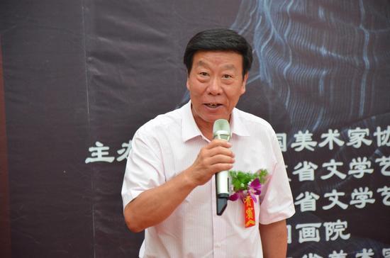 山东省原政协副主席李德强致辞
