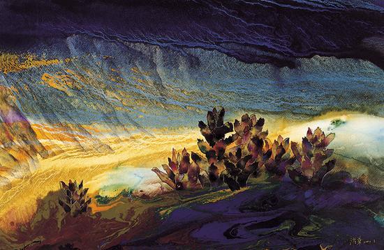 12自然物语系列-深谷