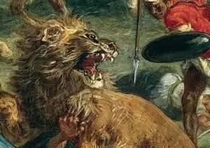 德拉克洛瓦如何引发法国艺术界一场浓墨重彩的出走