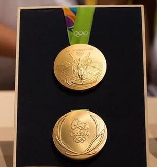 2016里约奥运会金牌