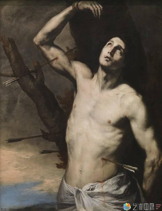 胡塞佩·德·里贝拉 圣塞巴斯蒂安1636